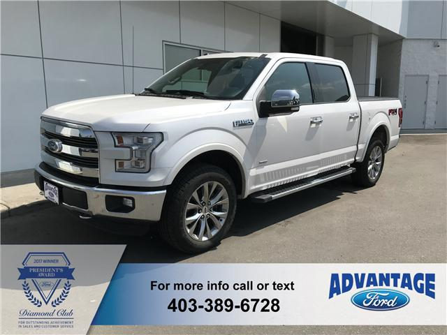 2016 Ford F-150 Lariat (Stk: J-642A) in Calgary - Image 1 of 18