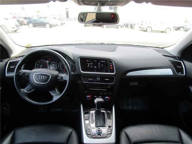 2016 Audi Q5 2.0T Progressiv (Stk: 1804061) in Regina - Image 11 of 20