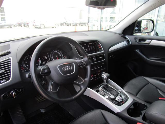2016 Audi Q5 2.0T Progressiv (Stk: 1804061) in Regina - Image 12 of 20