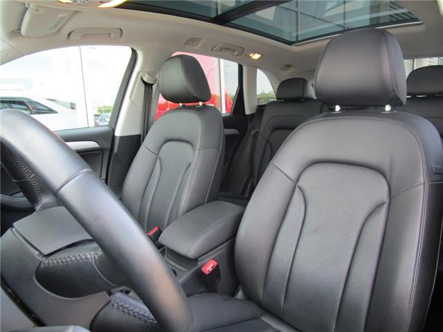 2016 Audi Q5 2.0T Progressiv (Stk: 1804061) in Regina - Image 13 of 20