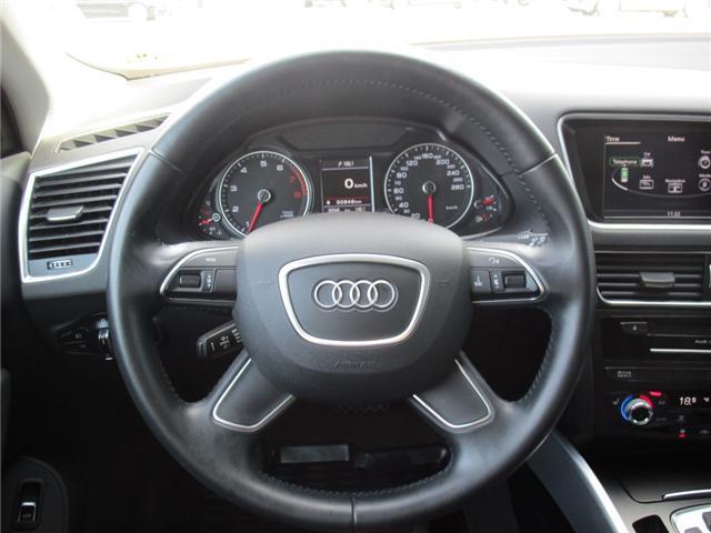 2016 Audi Q5 2.0T Progressiv (Stk: 1804061) in Regina - Image 15 of 20