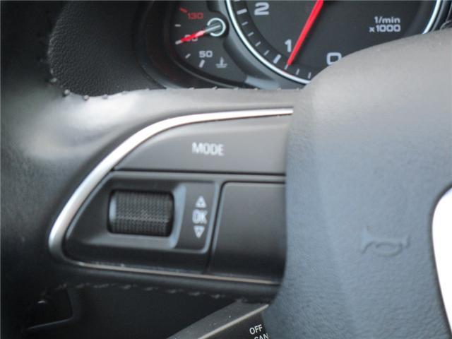 2016 Audi Q5 2.0T Progressiv (Stk: 1804061) in Regina - Image 16 of 20