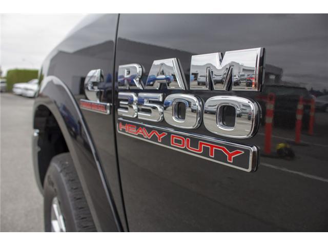 2017 RAM 3500 Laramie (Stk: EE895730) in Surrey - Image 11 of 27