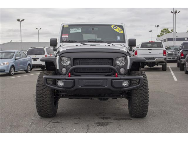 2018 Jeep Wrangler JK Unlimited Sahara (Stk: J810233) in Surrey - Image 2 of 30