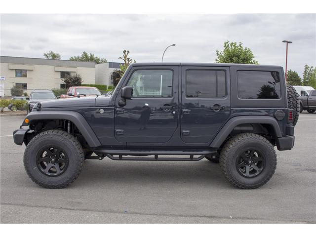 2018 Jeep Wrangler JK Unlimited Sport (Stk: J810302) in Surrey - Image 5 of 28