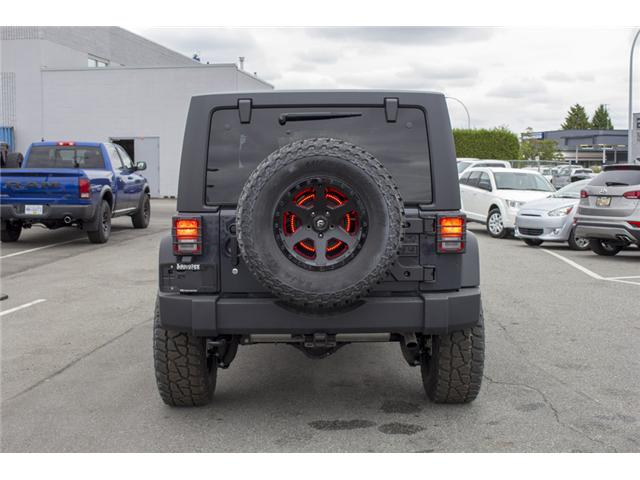 2018 Jeep Wrangler JK Unlimited Sport (Stk: J810302) in Surrey - Image 7 of 28