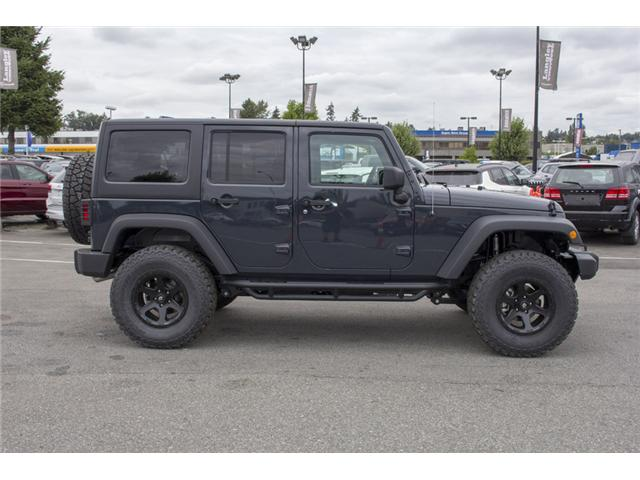 2018 Jeep Wrangler JK Unlimited Sport (Stk: J810302) in Surrey - Image 9 of 28