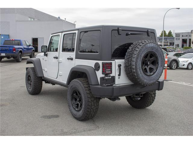 2018 Jeep Wrangler JK Unlimited Rubicon (Stk: J810221) in Surrey - Image 5 of 28