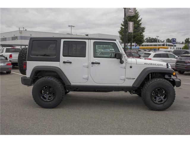 2018 Jeep Wrangler JK Unlimited Rubicon (Stk: J810221) in Surrey - Image 8 of 28