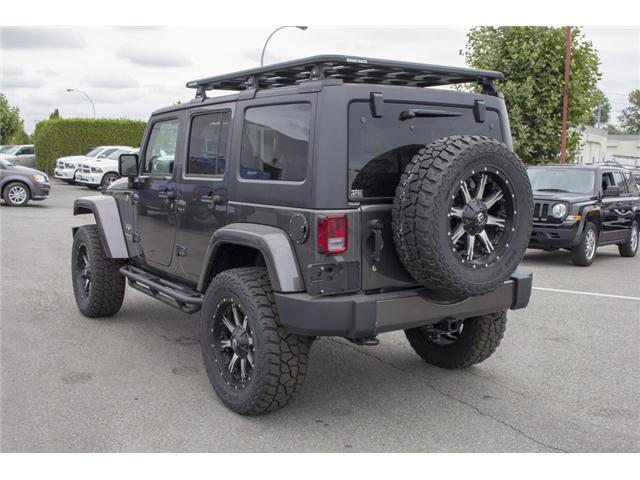 2018 Jeep Wrangler JK Unlimited Sahara (Stk: J864102) in Surrey - Image 5 of 28