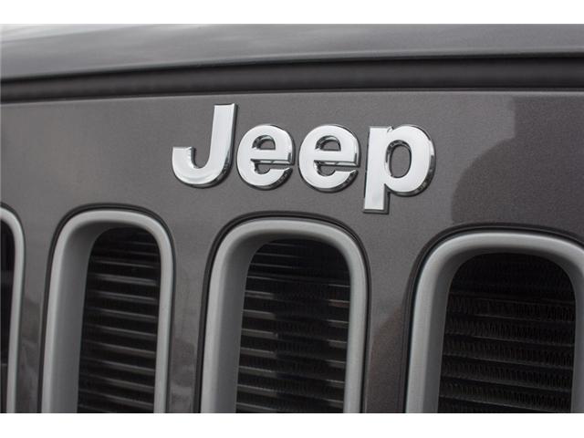 2018 Jeep Wrangler JK Unlimited Sahara (Stk: J864102) in Surrey - Image 10 of 28