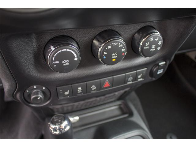 2018 Jeep Wrangler JK Unlimited Rubicon (Stk: J810221) in Surrey - Image 24 of 28