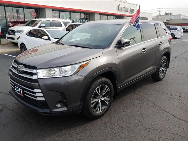 2017 Toyota Highlander LE (Stk: P0053830) in Cambridge - Image 2 of 14