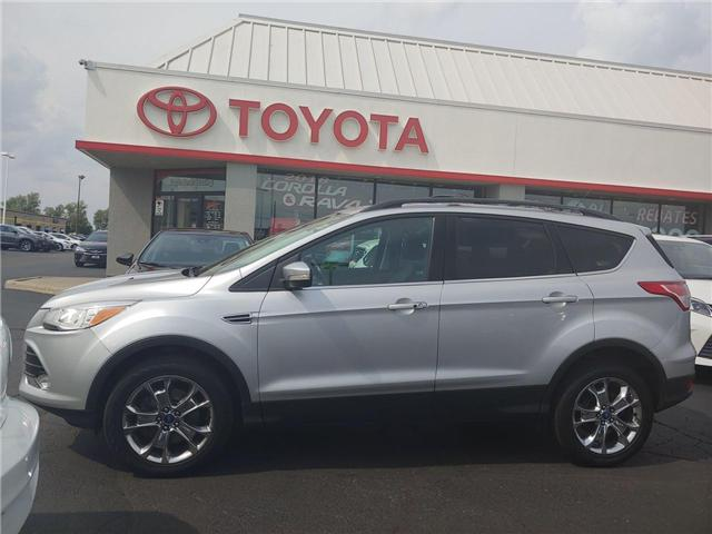 2013 Ford Escape SEL (Stk: 1709451) in Cambridge - Image 1 of 12