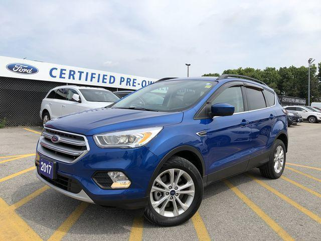 2017 Ford Escape SE (Stk: LX181079A) in Barrie - Image 1 of 30