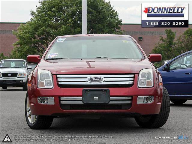 2008 Ford Fusion SEL (Stk: PBWDUR5759A) in Ottawa - Image 2 of 27