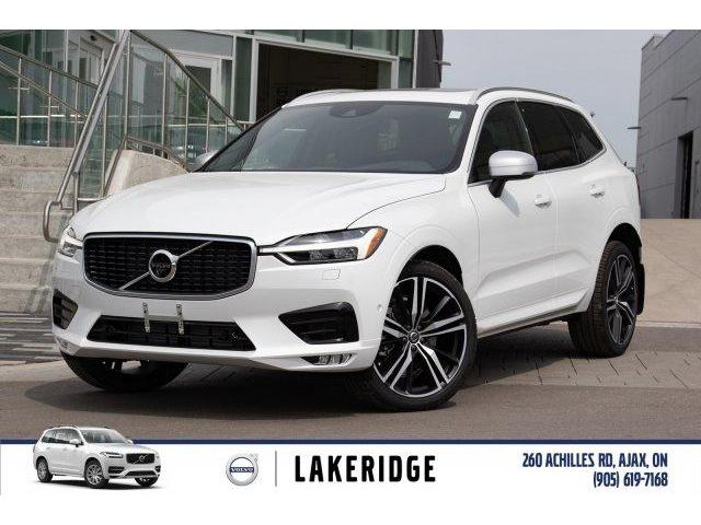 2019 Volvo XC60 R-Design (Stk: V0235) in Ajax - Image 1 of 30