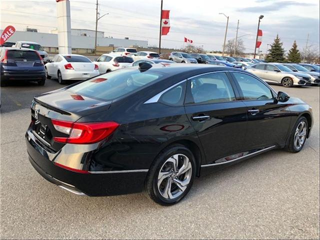 2018 Honda Accord EX-L (Stk: J9189) in Georgetown - Image 2 of 9