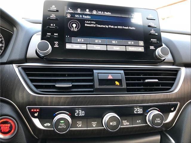 2018 Honda Accord EX-L (Stk: J9189) in Georgetown - Image 7 of 9