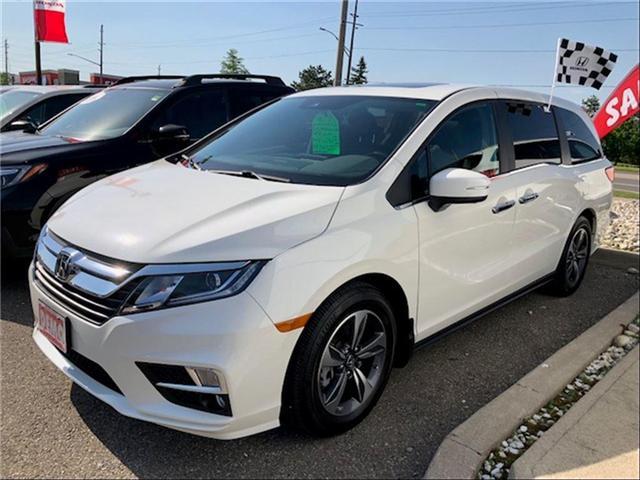 2018 Honda Odyssey EX-L (Stk: J9039) in Georgetown - Image 1 of 10