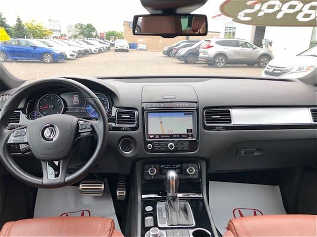 2016 Volkswagen Touareg  (Stk: P6888) in Georgetown - Image 3 of 11