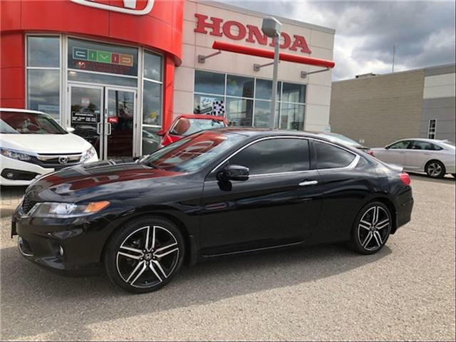 2015 Honda Accord EX-L-NAVI (Stk: P6876) in Georgetown - Image 1 of 8