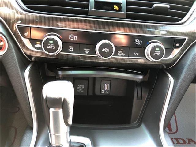 2018 Honda Accord Sport (Stk: J9158A) in Georgetown - Image 9 of 10