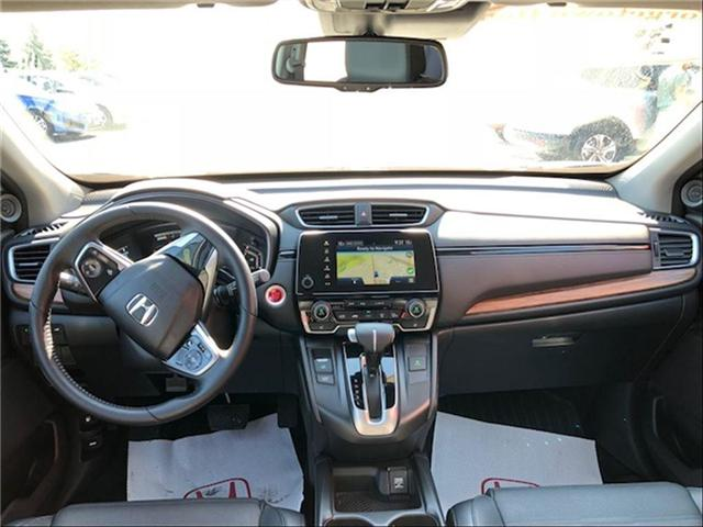 2018 Honda CR-V Touring (Stk: J9182A) in Georgetown - Image 3 of 10