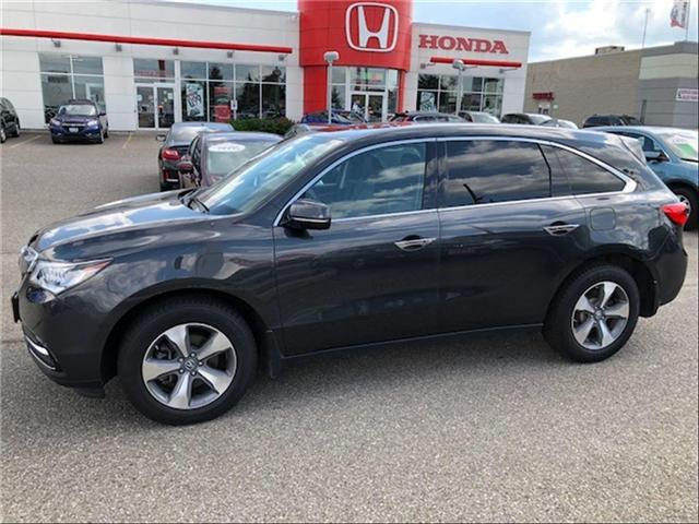 2016 Acura MDX Base (Stk: P6916) in Georgetown - Image 1 of 11