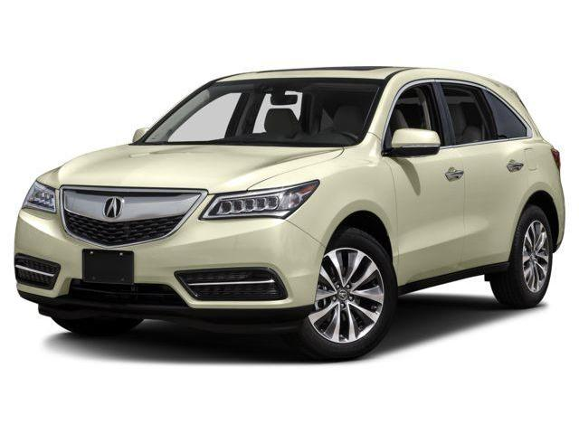 2016 Acura MDX Technology Package (Stk: 502864T) in Brampton - Image 2 of 4