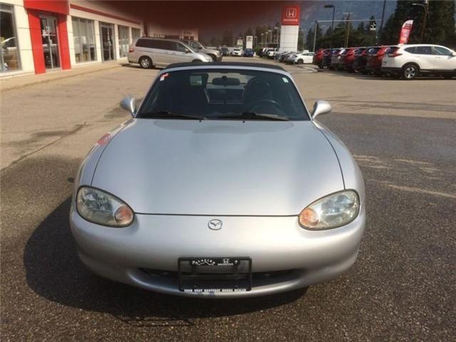 1999 Mazda MX-5 Miata Base (Stk: V-4255-A) in Castlegar - Image 2 of 13