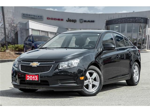 2013 Chevrolet Cruze LT Turbo (Stk: 7709P) in Mississauga - Image 1 of 20