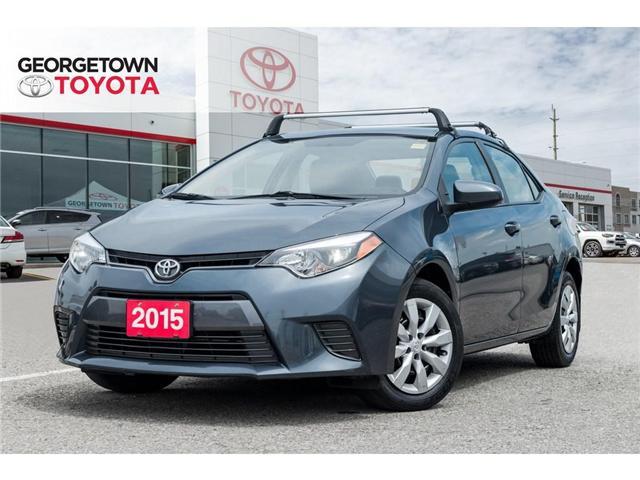 2015 Toyota Corolla  (Stk: 15-91218) in Georgetown - Image 1 of 20