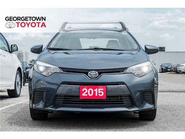 2015 Toyota Corolla  (Stk: 15-91218) in Georgetown - Image 2 of 20
