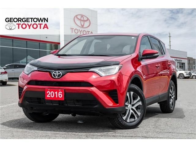 2016 Toyota RAV4  (Stk: 16-47800) in Georgetown - Image 1 of 20