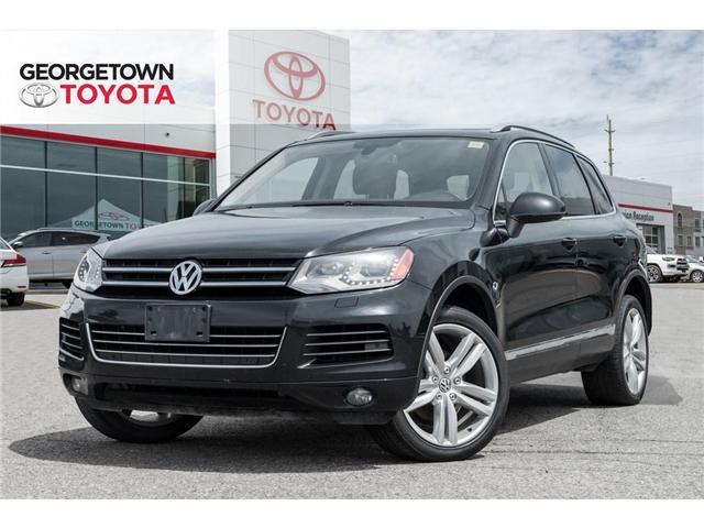 2012 Volkswagen Touareg  (Stk: 12-10886) in Georgetown - Image 1 of 20