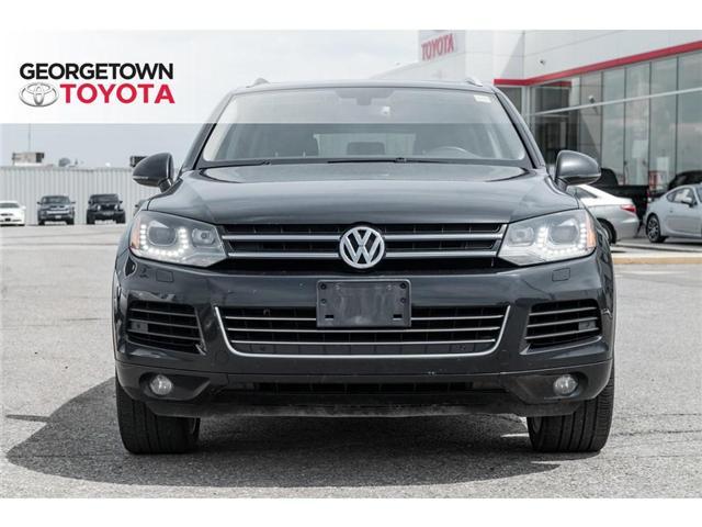 2012 Volkswagen Touareg  (Stk: 12-10886) in Georgetown - Image 2 of 20