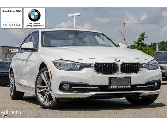 2016 BMW 320i xDrive (Stk: PW4449) in Kitchener - Image 1 of 22
