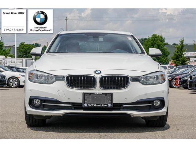2016 BMW 320i xDrive (Stk: PW4449) in Kitchener - Image 2 of 22