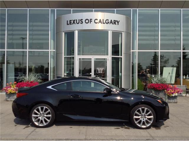 2015 Lexus RC 350 Base (Stk: 180505A) in Calgary - Image 1 of 13