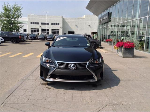 2015 Lexus RC 350 Base (Stk: 180505A) in Calgary - Image 2 of 13