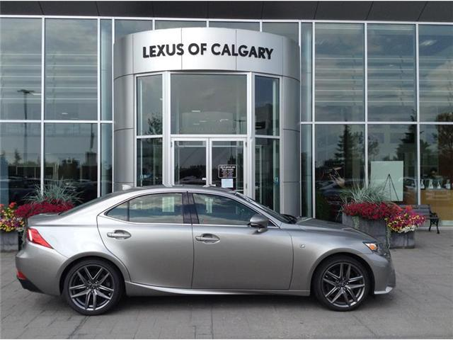 2016 Lexus IS 300 Base (Stk: 3819B) in Calgary - Image 1 of 14