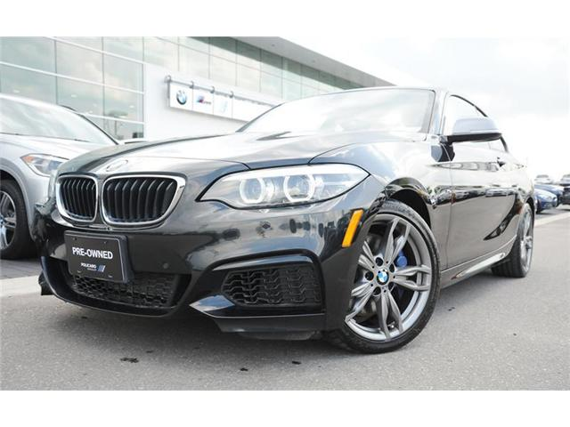 2018 BMW M240 i xDrive (Stk: PB28450) in Brampton - Image 1 of 14