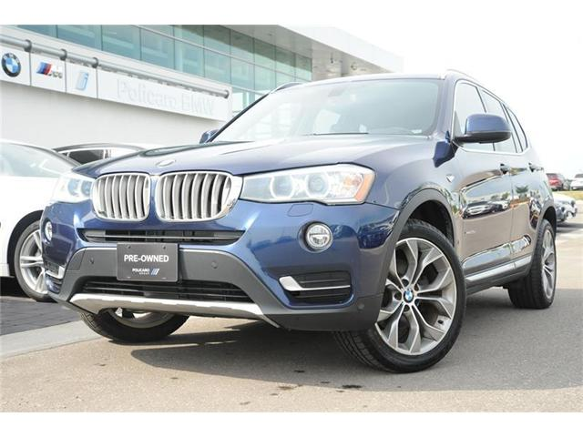 2015 BMW X3 xDrive28d (Stk: PN86540) in Brampton - Image 1 of 14
