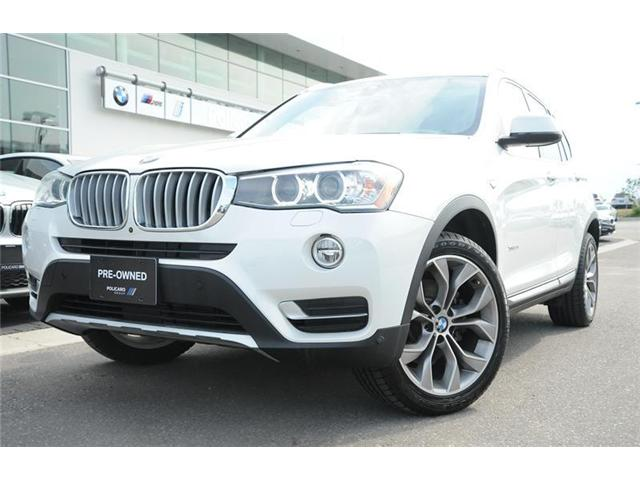 2017 BMW X3 xDrive28i (Stk: PW75267) in Brampton - Image 1 of 15