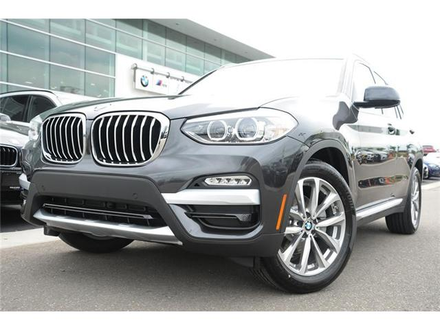 2018 BMW X3 xDrive30i (Stk: 8D88776) in Brampton - Image 1 of 12