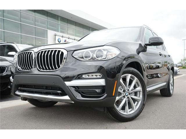 2018 BMW X3 xDrive30i (Stk: 8D88785) in Brampton - Image 1 of 12