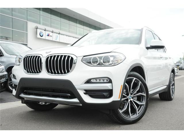 2018 BMW X3 xDrive30i (Stk: 8D88877) in Brampton - Image 1 of 12