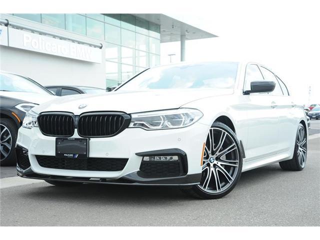 2018 BMW 540 i xDrive (Stk: 8892300) in Brampton - Image 1 of 17