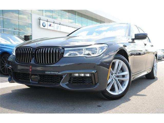 2019 BMW 750i xDrive (Stk: 9527428) in Brampton - Image 1 of 14